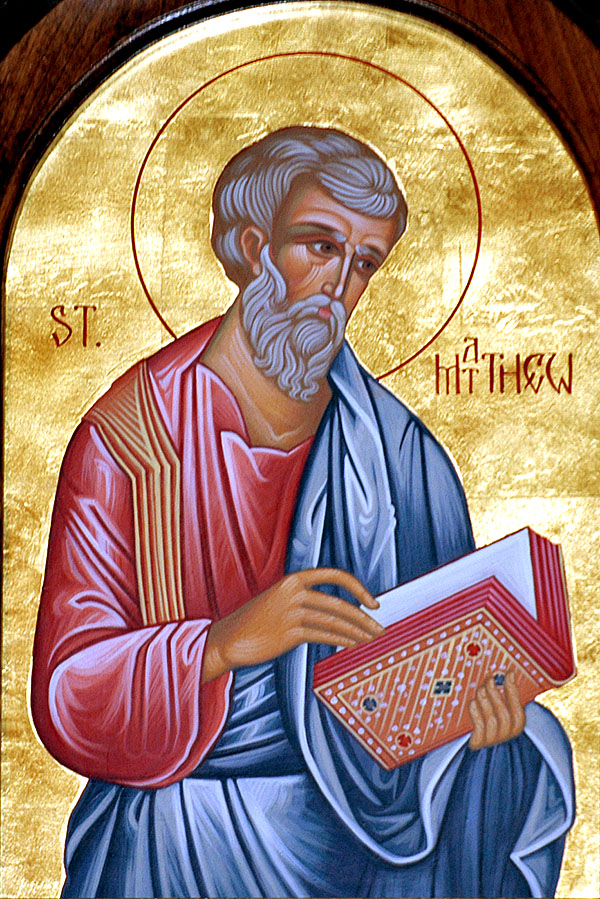 Feast of St. Matthew the Apostle and Evangelist (1/2)