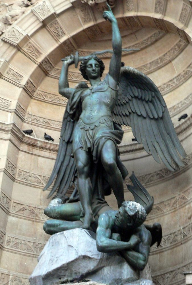 St. Michael, the Archangel and All Angels Day (2/2)