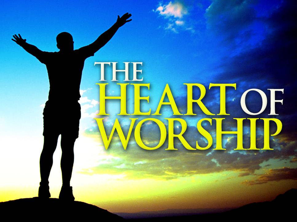 Do We Miss the Point of Worship?  Is it for Seekers and Evangelism? (1/2)