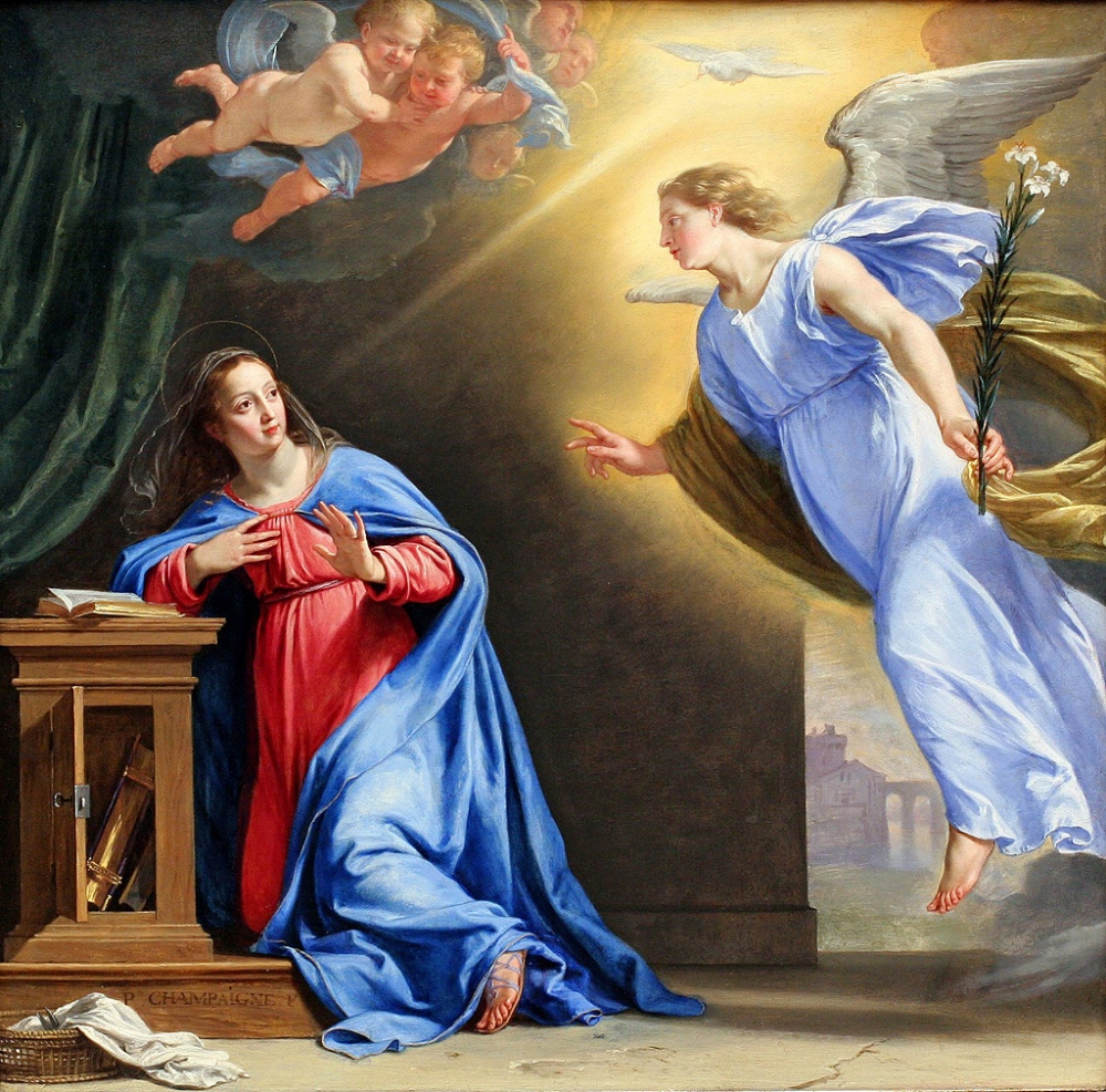 The Feast of St. Mary, the Mother of our Lord Christ (2/4)