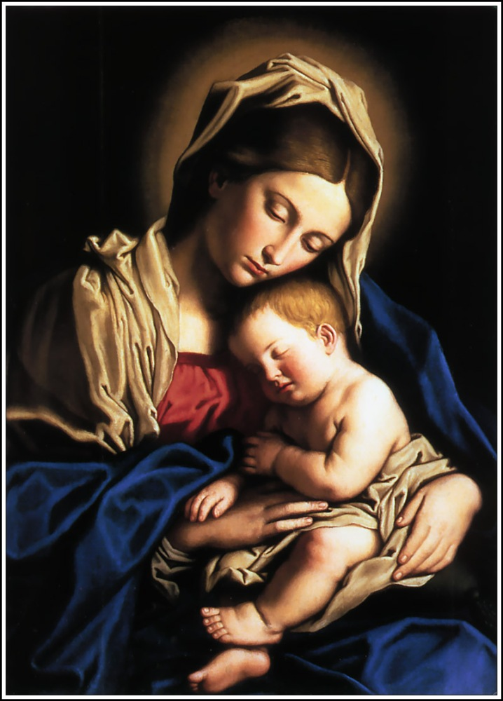 The Feast of St. Mary, the Mother of our Lord Christ (1/4)