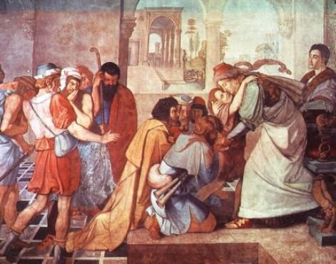 Joseph Reveals Himself to His Brothers AND Forgives Them, Sunday School Lesson, October 9, 2011